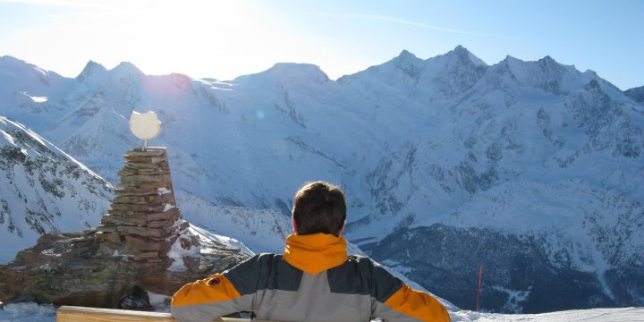 Themed And Educational Trails In Saas Fee Hotel Etoile
